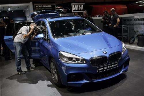 Five stunners from the Geneva car show