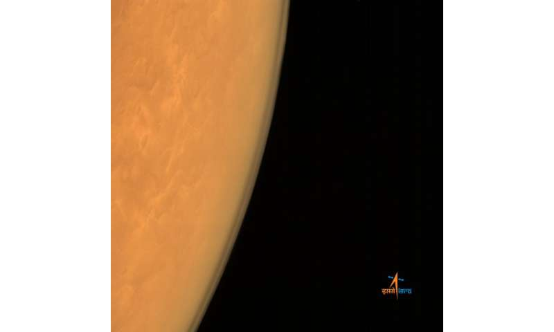 India's historic first mission to Mars celebrates one year in orbit