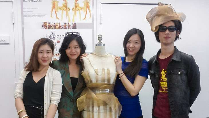 Researcher uses technology to predict fashion trends