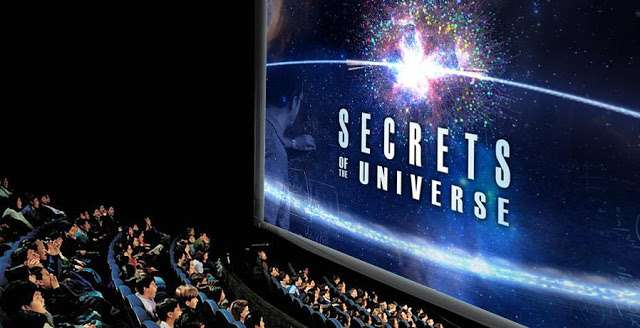 Revealing the Secrets of the Universe in IMAX Theaters