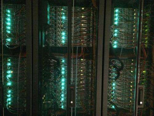 Supercomputers give universities a competitive edge, researchers find