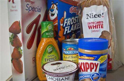 How much sugar is in that? Seven foods with added sugar