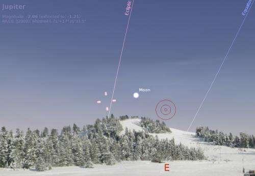 Jupiter Reaches Opposition on February 6th