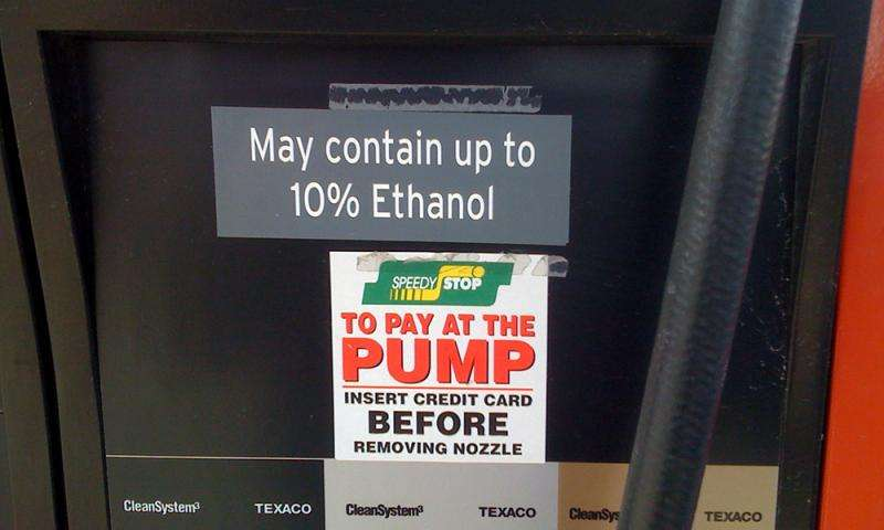 More efficient way of converting ethanol to a better alternative fuel