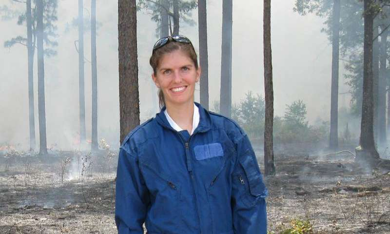 Research links prescribed burning to reduced tick populations