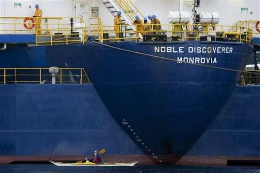 Shell: Drill rigs coming to Seattle despite pleas for delay