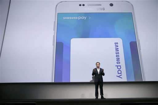Two jumbo phones from Samsung ahead of expected new iPhone