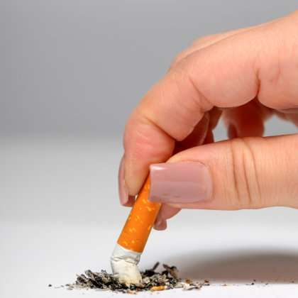 Getting fit may give motivation to quit smoking