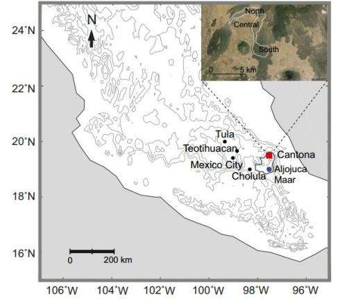 Climatic history study suggests pre-Columbian Mesoamerican society's demise was more complex than just weather