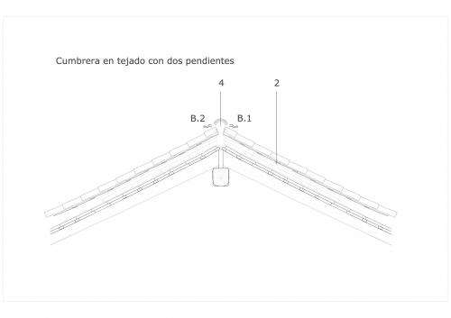 Researchers patent a natural ventilation system of roofs that prevents heat build-up