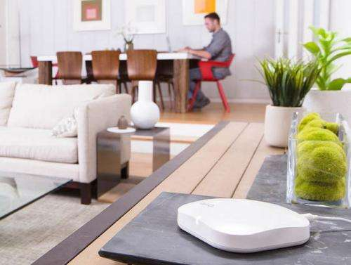 Eero Wi-Fi system aims to conquer dead zones, buffering