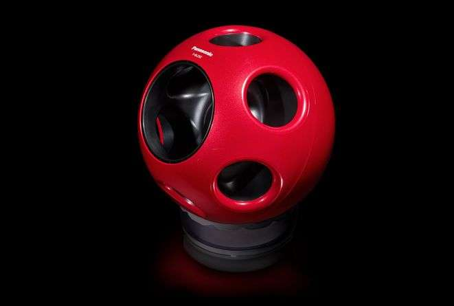 Panasonic will release spherical air blower