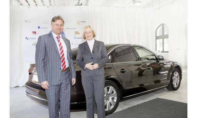 Sunfire, Audi en route to synthetic fuel of future