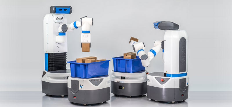 Warehouse robots Fetch, Freight aim to ease fulfillment burdens