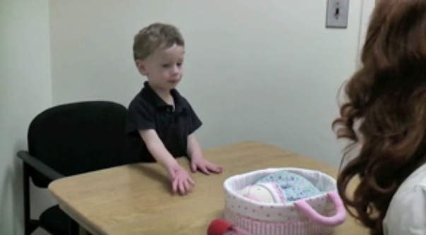 Toddlers understand sound they make influences others, research shows