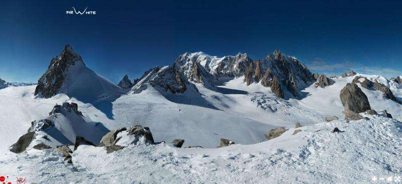Say Freeze: Photogs do 365-gigapixel sweep of Mont Blanc