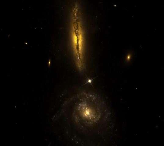 The kinematics of merging galaxies
