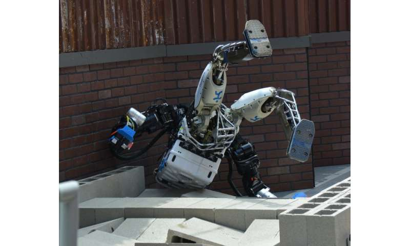 In the event of robot apocalypse, just wait for a system crash