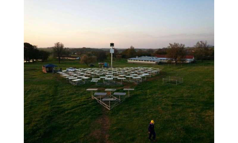 South African prototype may solve solar power problem