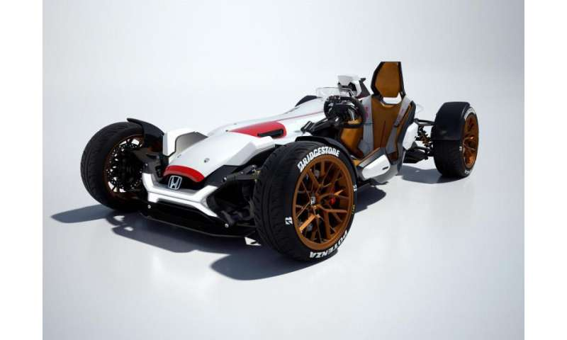 Bike freedom driving experience beckons in Honda Project 2&4