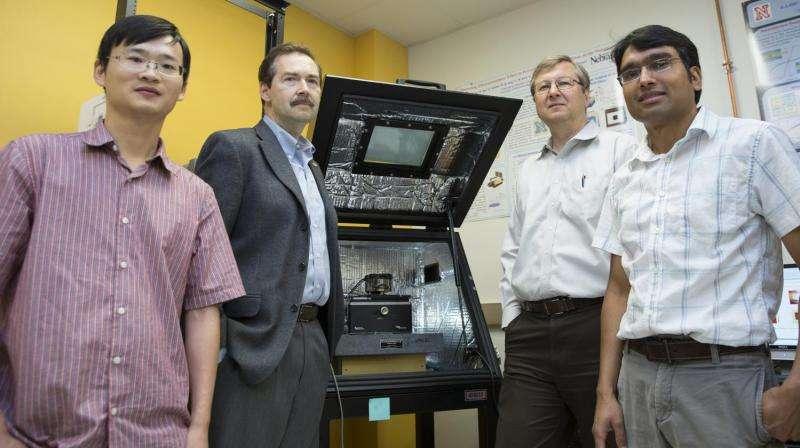 'Careful engineering' induces ferroelectricity in ultrathin film of strontium titanate