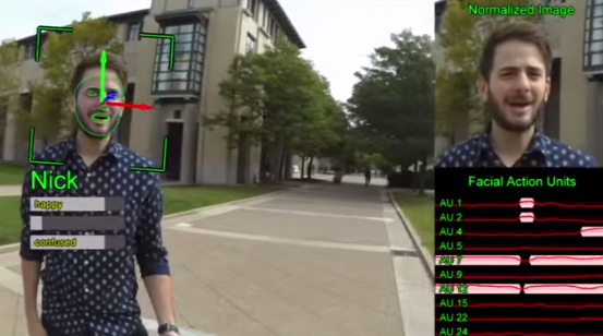 Open platform to help the blind navigate surroundings