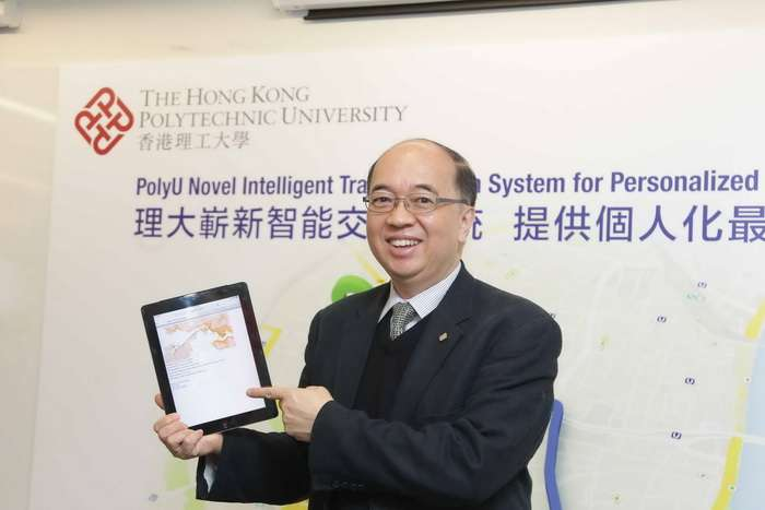 Team develops novel intelligent transportation system for personalized reliable driving routes