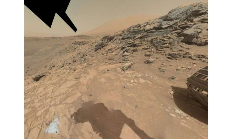 New Mars rover findings: Much higher concentrations of silica indicate 'considerable water activity'