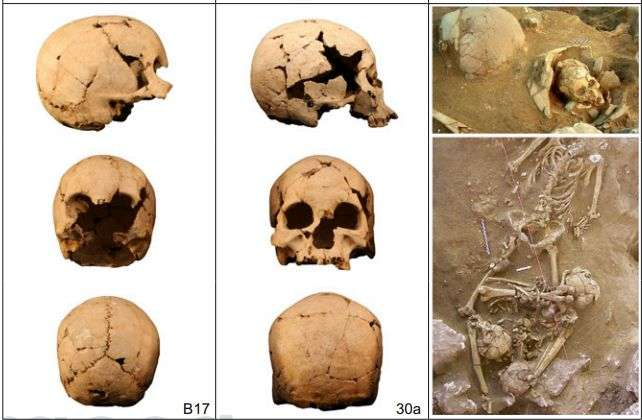 Skulls in ancient cemetery on Vanuatu suggest Polynesians as first settlers