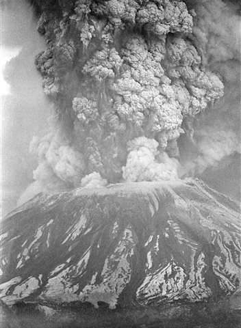 A look back 35 years after Mount St  Helens' deadly eruption