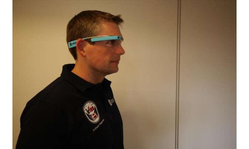 ESA astronauts prepare for underwater training