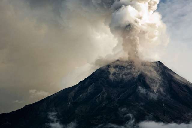New study finds massive eruptions likely triggered end-Permian extinction