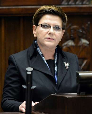 Prime Minister Beata Szydlo, who is the daughter of a coal miner, has vowed to keep domestic coal as Poland's 'main energy sourc