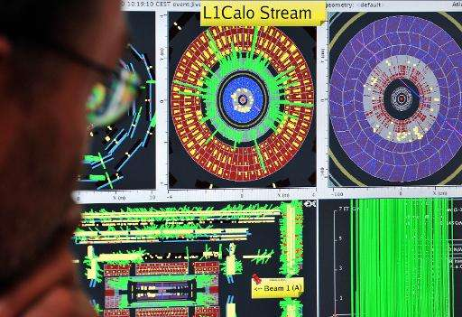 The Large Hadron Collider (LHC) recently broke the record for energy levels colliding protons at 13 teraelectonvolts (TeV)