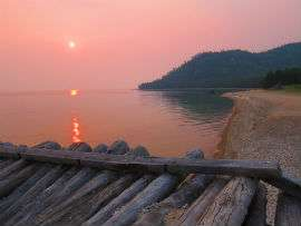 World's largest freshwater lake under threat from climate change and dam