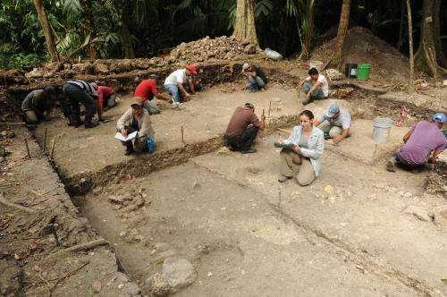 Archaeologists discover Maya 'melting pot'