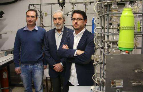 Researchers create artificial methane hydrates and open an innovative pathway for the use of new fuels