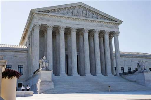 Supreme Court blocks restrictive Texas abortion-clinic rules