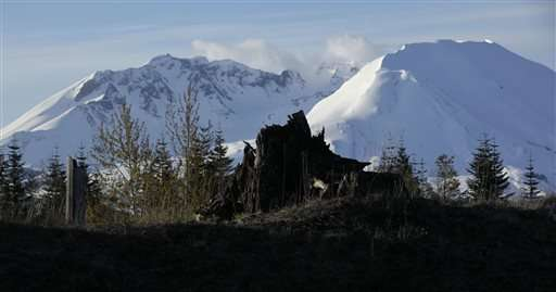 A look back 35 years after Mount St. Helens' deadly eruption