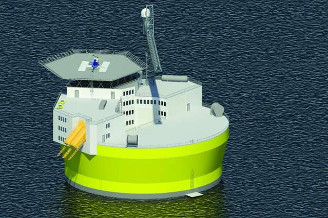 Researchers designing nuclear power plant that will float eight or more miles out to sea