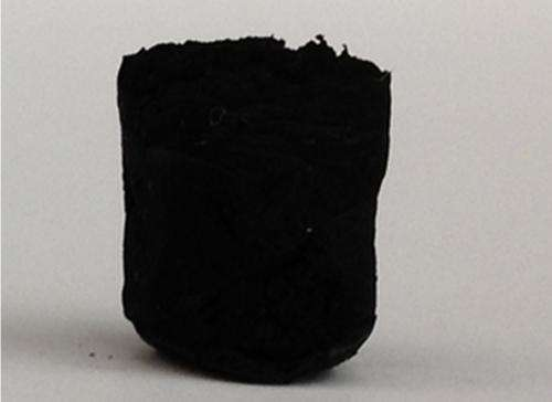 Aerogel catalyst shows promise for fuel cells
