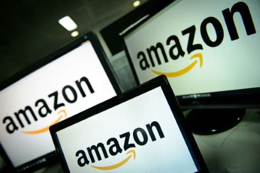 Amazon is widely known for its prowess as an online retail colossus, but is also thriving when it comes to sending business alof