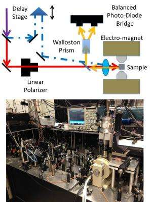 A new spin on spintronics