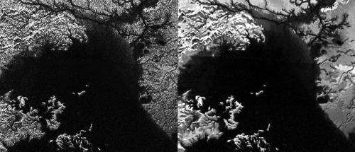 A New Way to View Titan: 'Despeckle' It