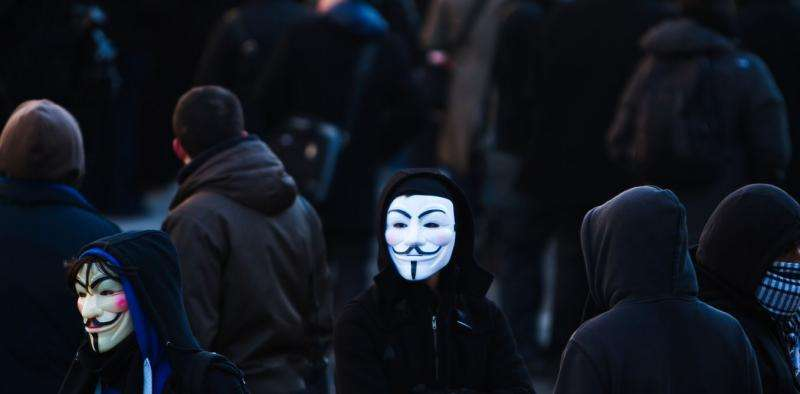 Anonymous takes on Islamic State and that's not a good thing