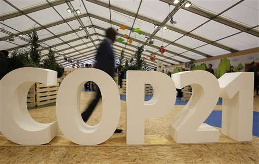 An unspoken option if climate talks fail: Geoengineering