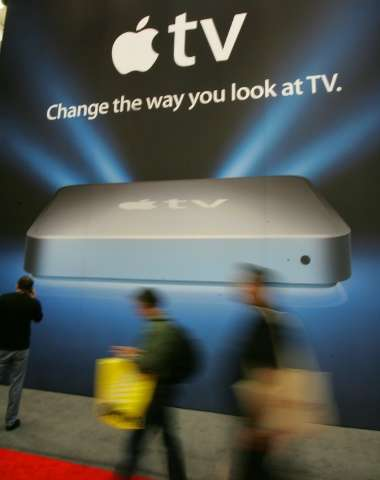 Apple is dabbling with the idea of making online television programming in a move that would challenge established players such