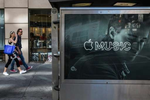 Apple Music, which launched in more than 100 countries at the end of June, is offered in China for a monthly subscription price