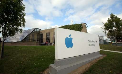 Apple was one of the first tech firms to set up in Ireland in 1980 and has been followed by many top names such as Twitter, Micr