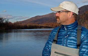 Aquatic systems researcher to join international effort to study rivers on large scale